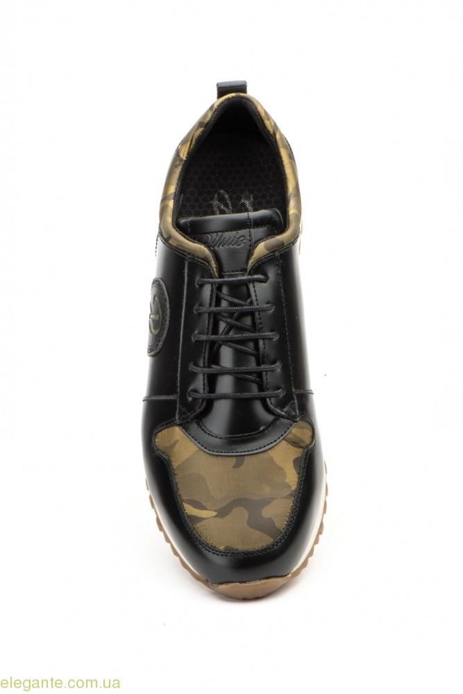 Мужские кросовки Diluis Militar хаки 0