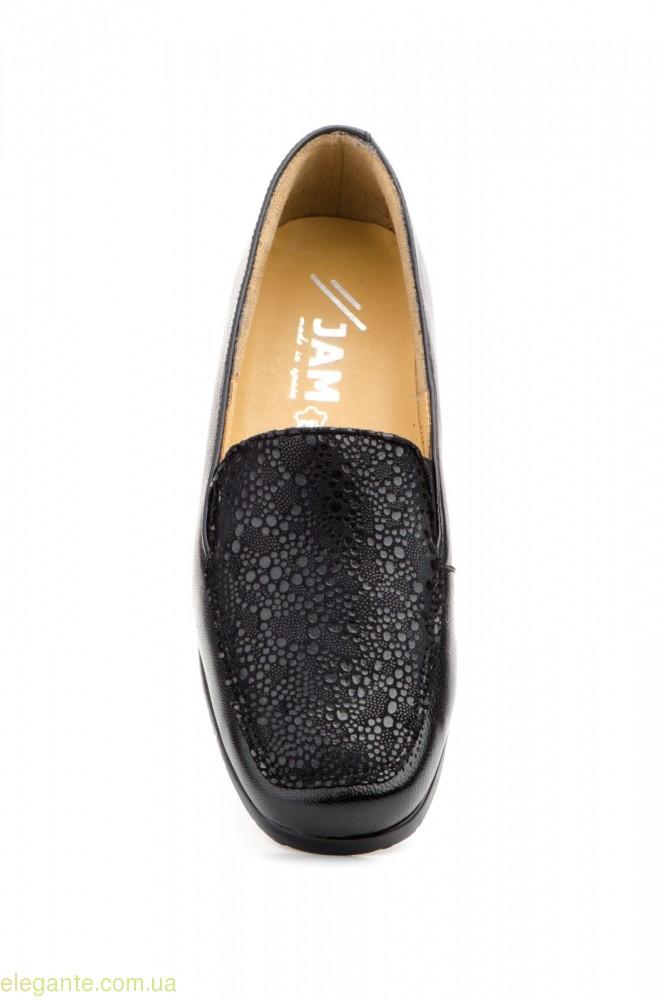 Женские туфли JAM Likra чёрные 0