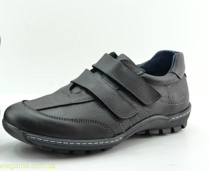 Чоловічі туфлі щоденні DJ SANTA3 чорні 0