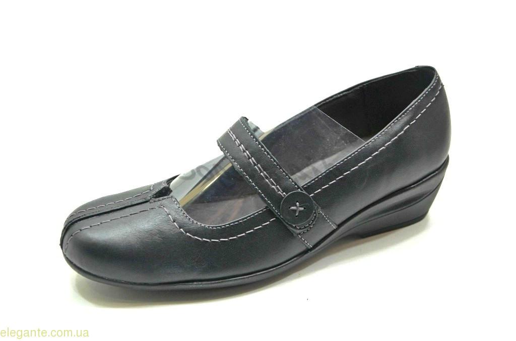 Туфлі щоденні еластичні DIGO DIGO чорні 0