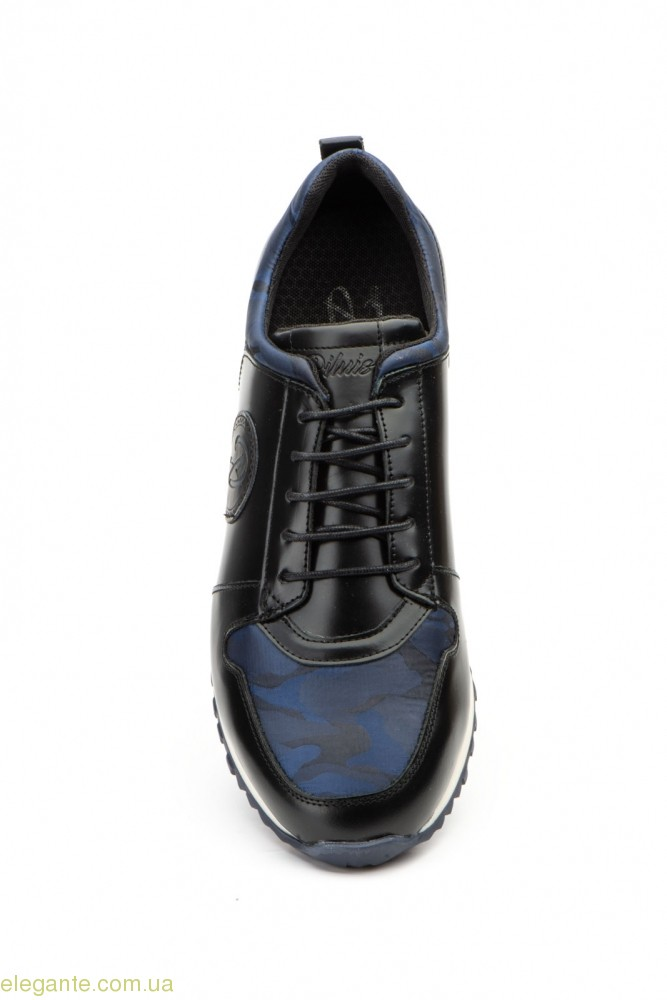 Мужские кросовки Diluis Militar синие 0