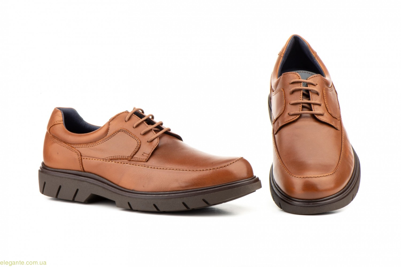Мужские туфли  KEELAN2 коричневые  0