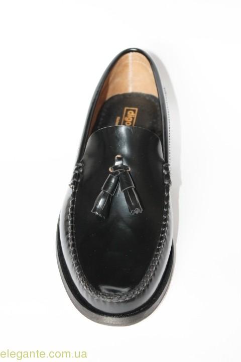 Чоловічі туфлі DIGO DIGO1 чорні 0