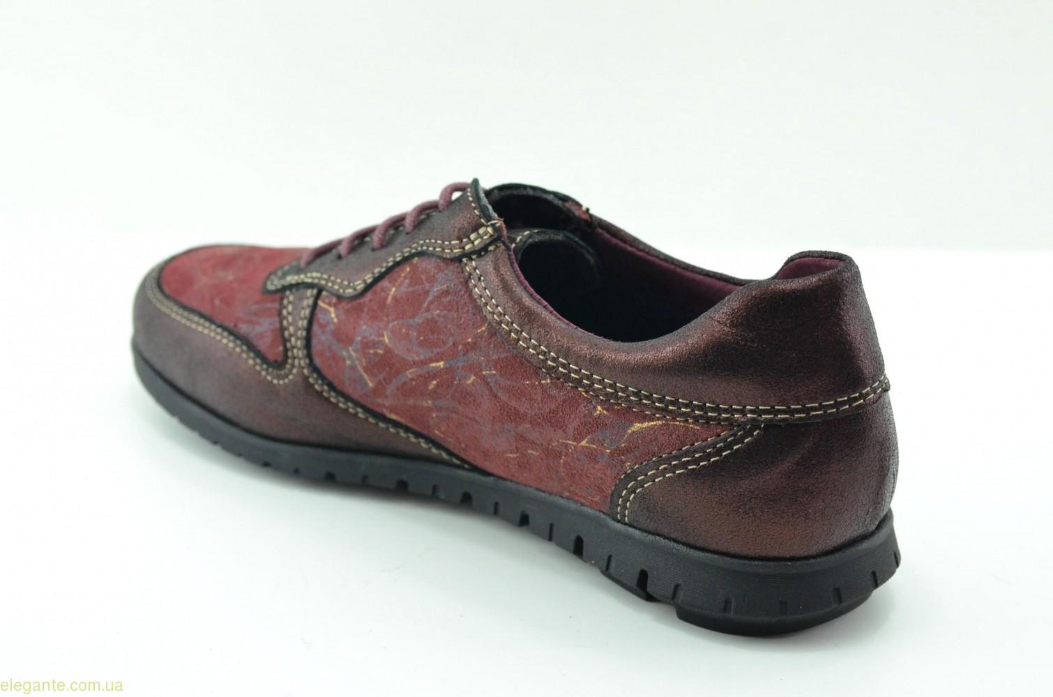 Жіночі туфлі щоденні DIGO DIGO3 бордові 0