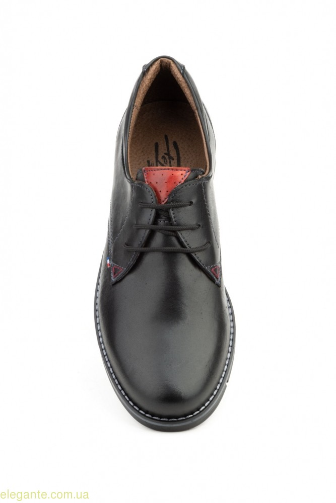 Мужские туфли PEPE AGUILLO чёрные 0