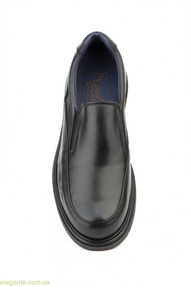 Мужские туфли  KEELAN3 чёрные 0