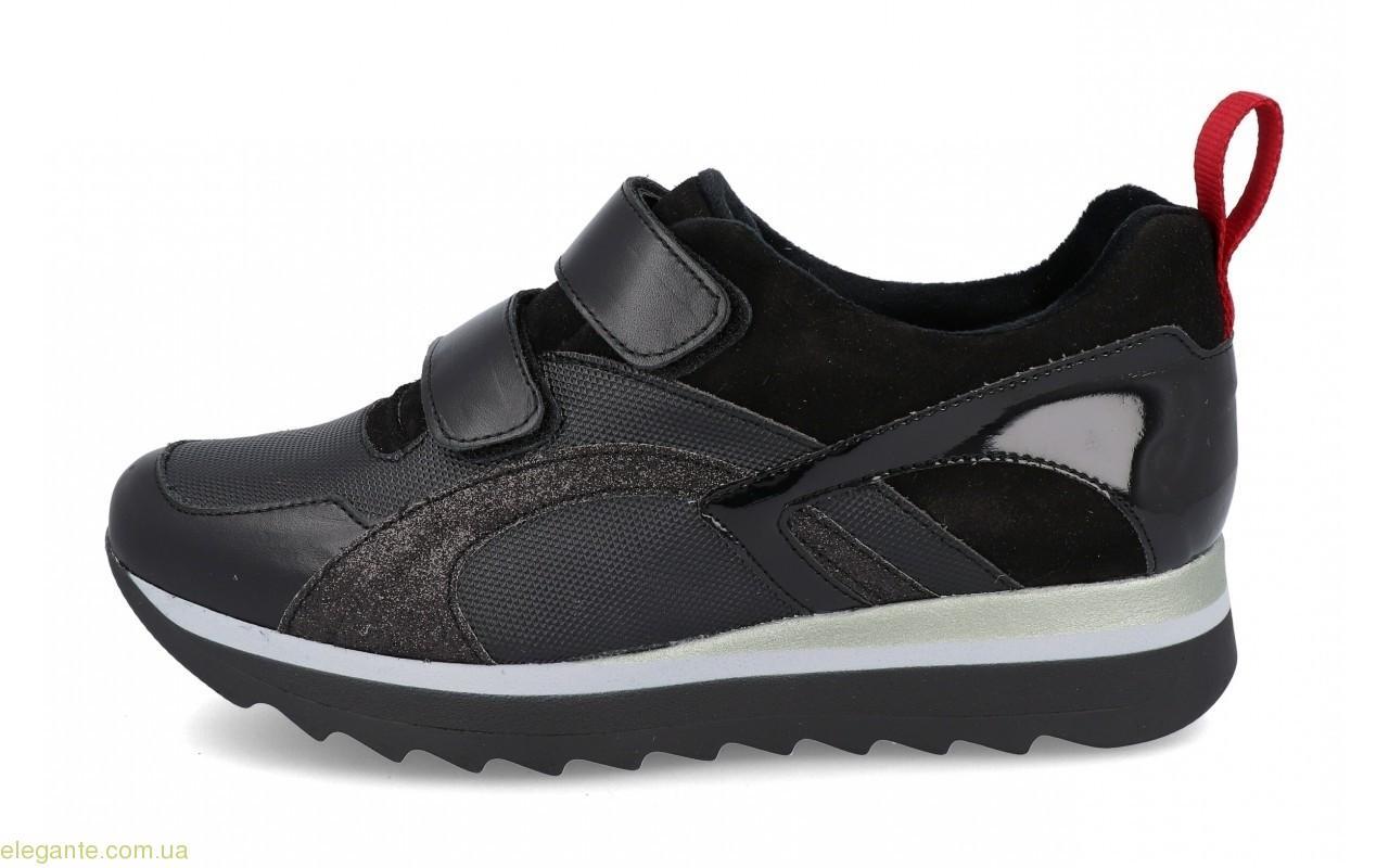 Женские кроссовки VIDA1 чёрные 0