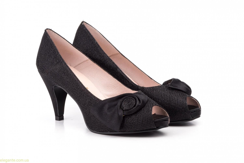 Жіночі туфлі JENNIFER PALLARES чорні 0
