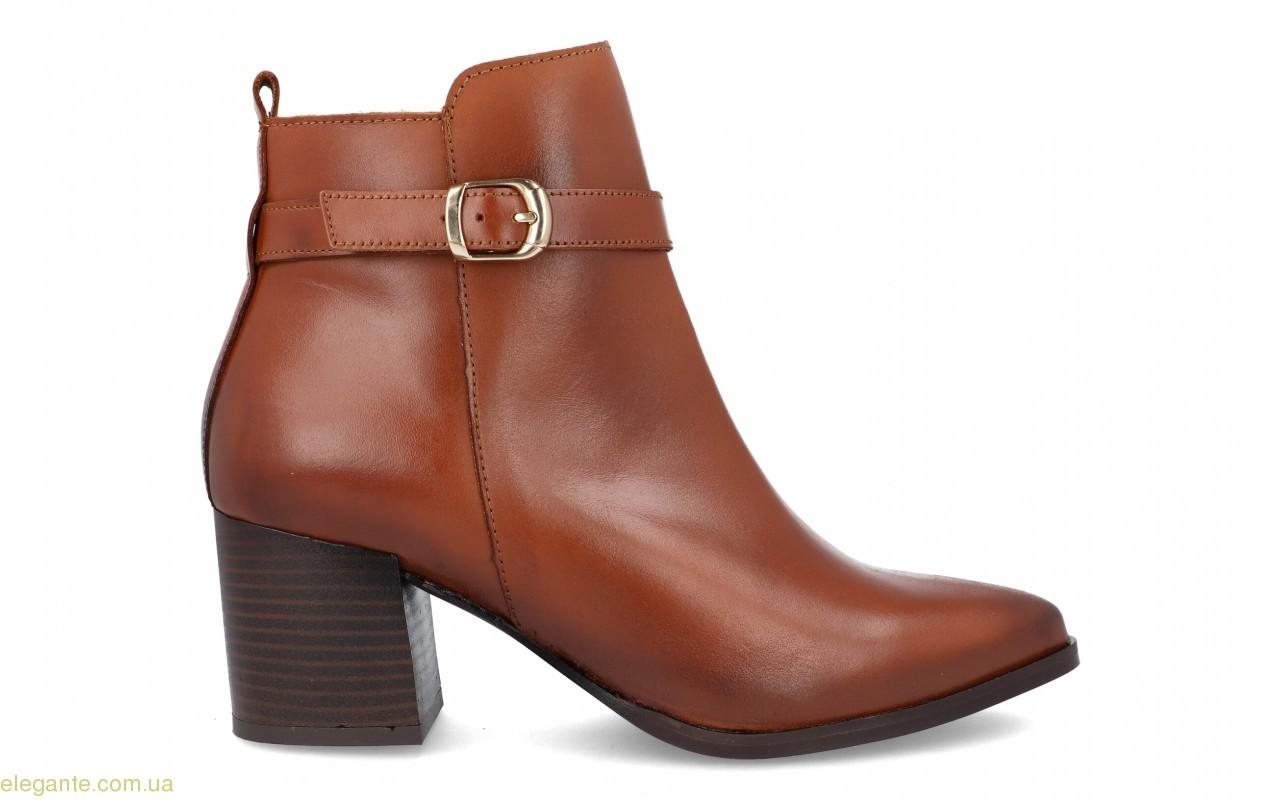 Жіночі черевики JPX1 коричневі 0