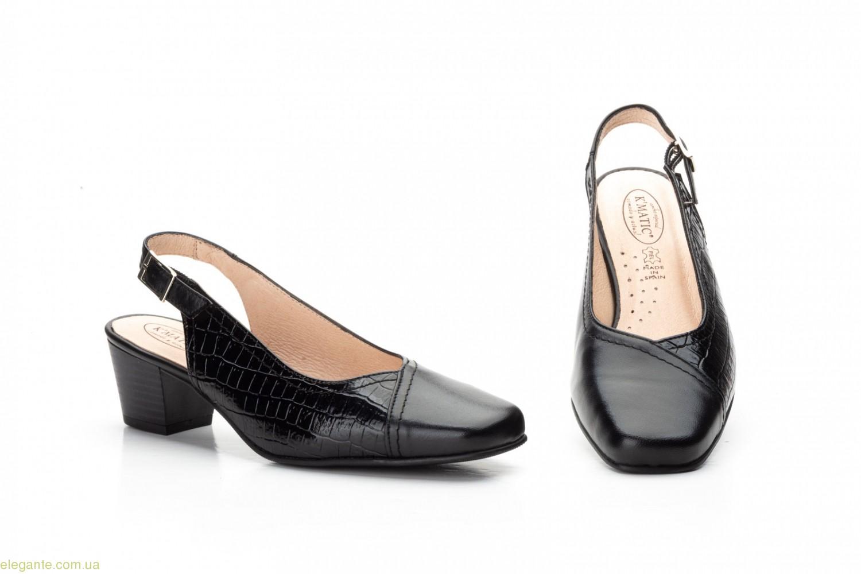 Женские туфли Matic чёрные 0
