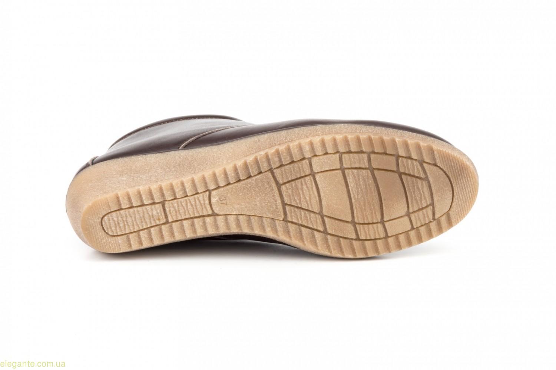 Жіночі черевички ALTO ESTILO коричневі 0