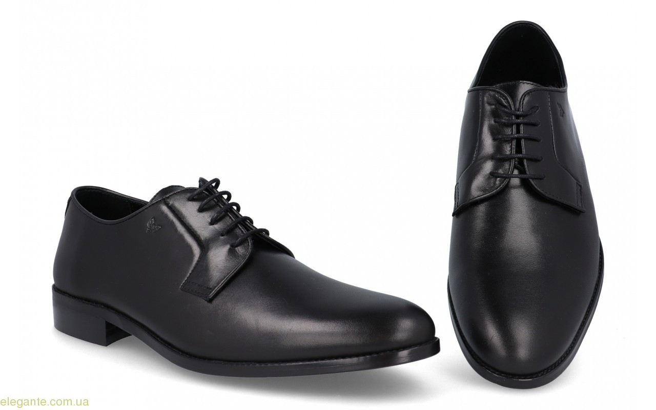 Мужские туфли дерби Becool чёрные 0