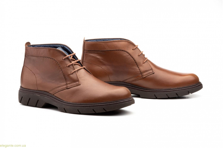 Мужские ботинки Keelan коричневые 0
