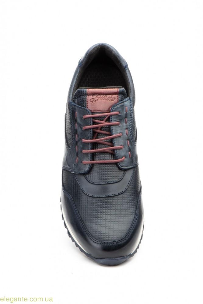 Чоловічі кросівки Diluis1 сині 0