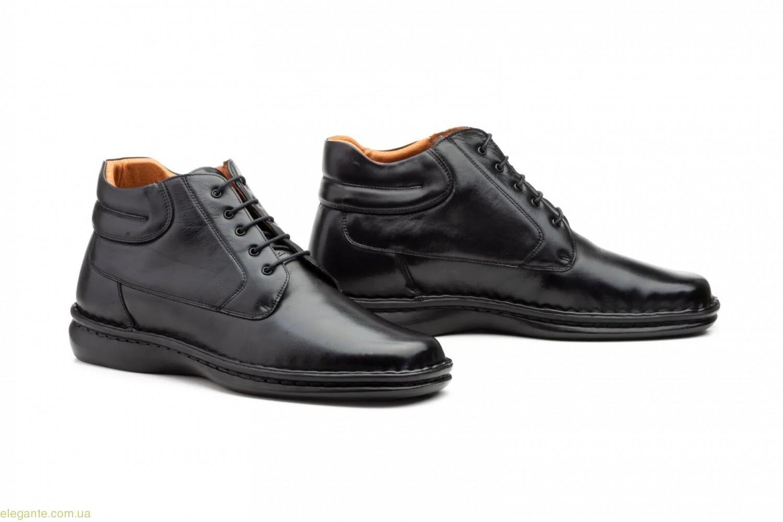 Мужские ботинки Cactus чёрные 0