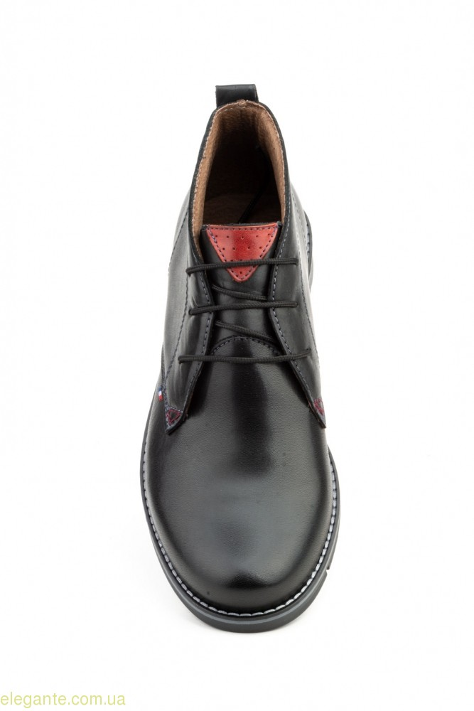 Мужские ботинки PEPE AGUILLO чёрные 0
