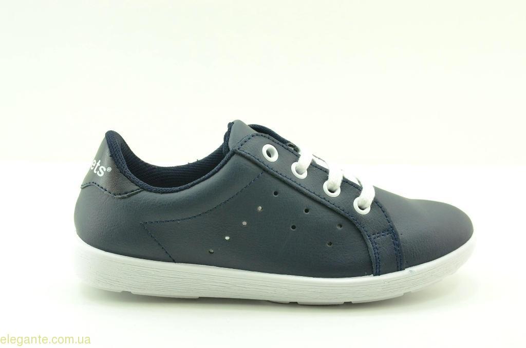 Дитячі кросівки на шнурівках XIQUETS 0