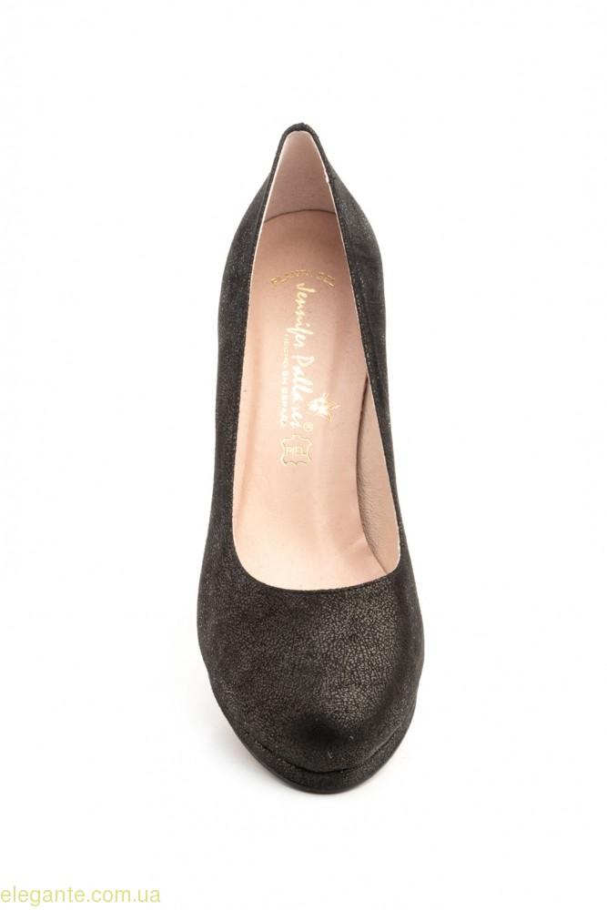 Жіночі туфлі святкові Jennifer Pallares1 чорні 0