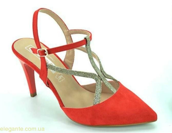Жіночі туфлі святкові DIGO DIGO червоні 0