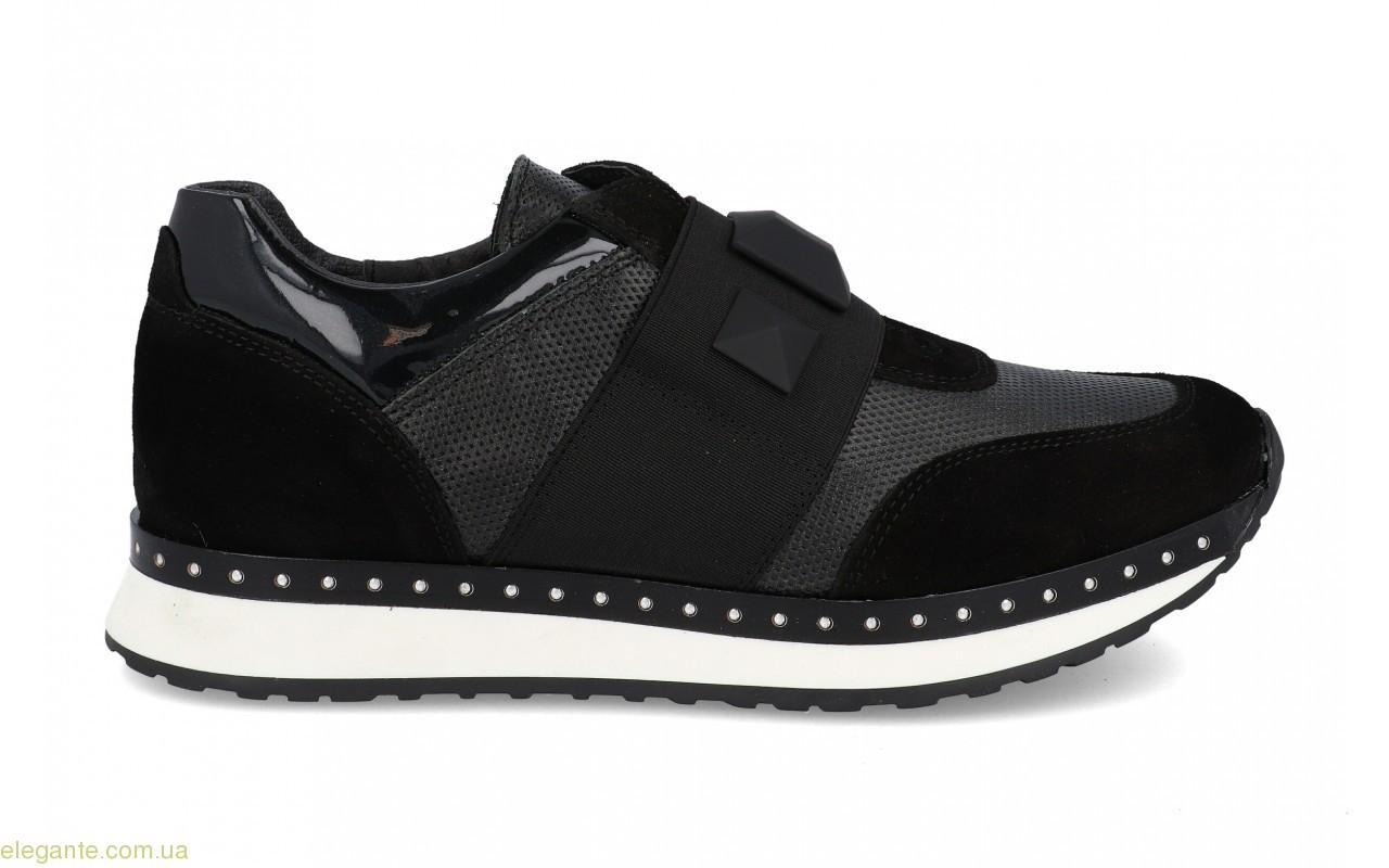Женские кроссовки Digo чёрные 0