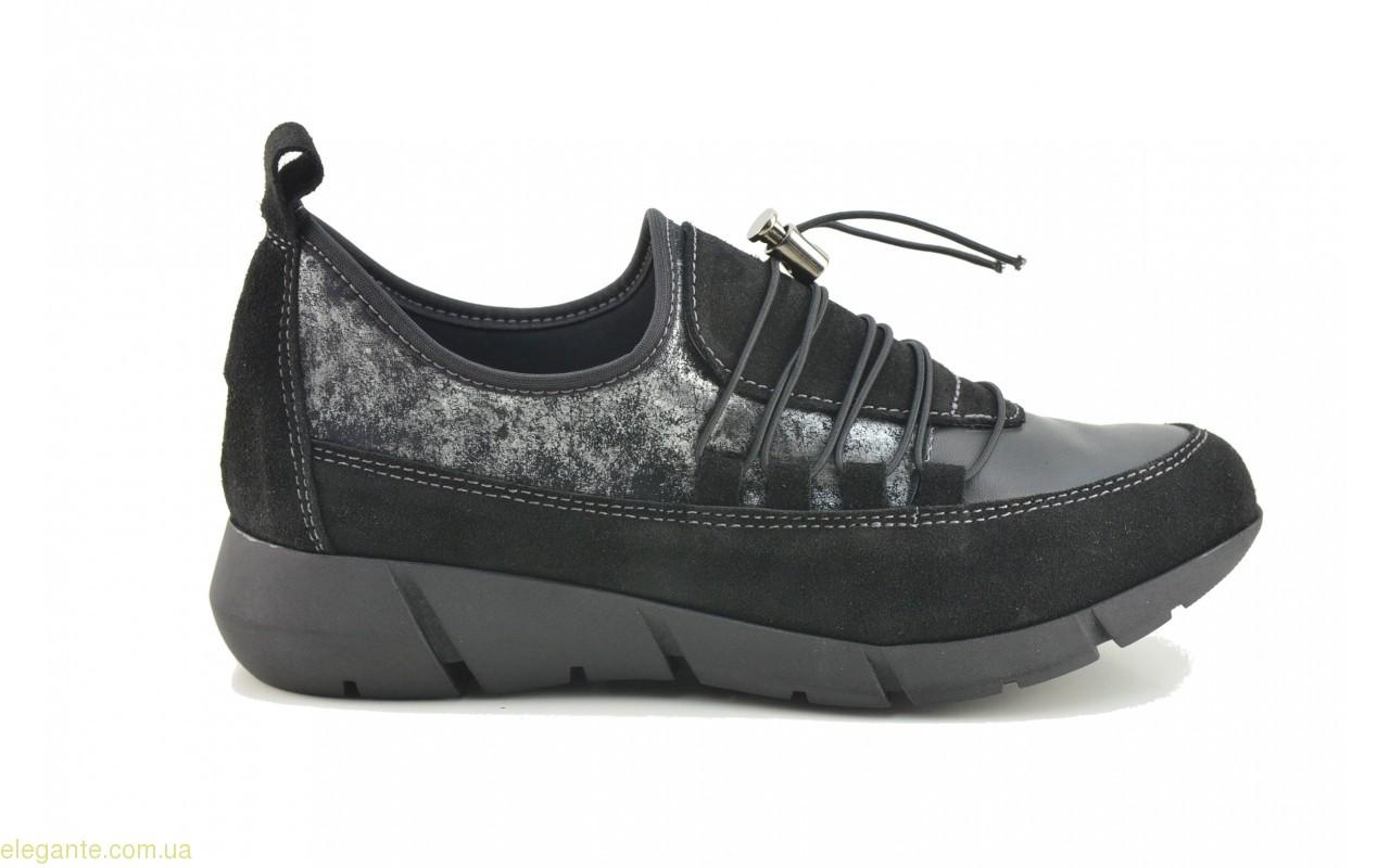 Женские кроссовки DIGO DIGO2 чёрные 0