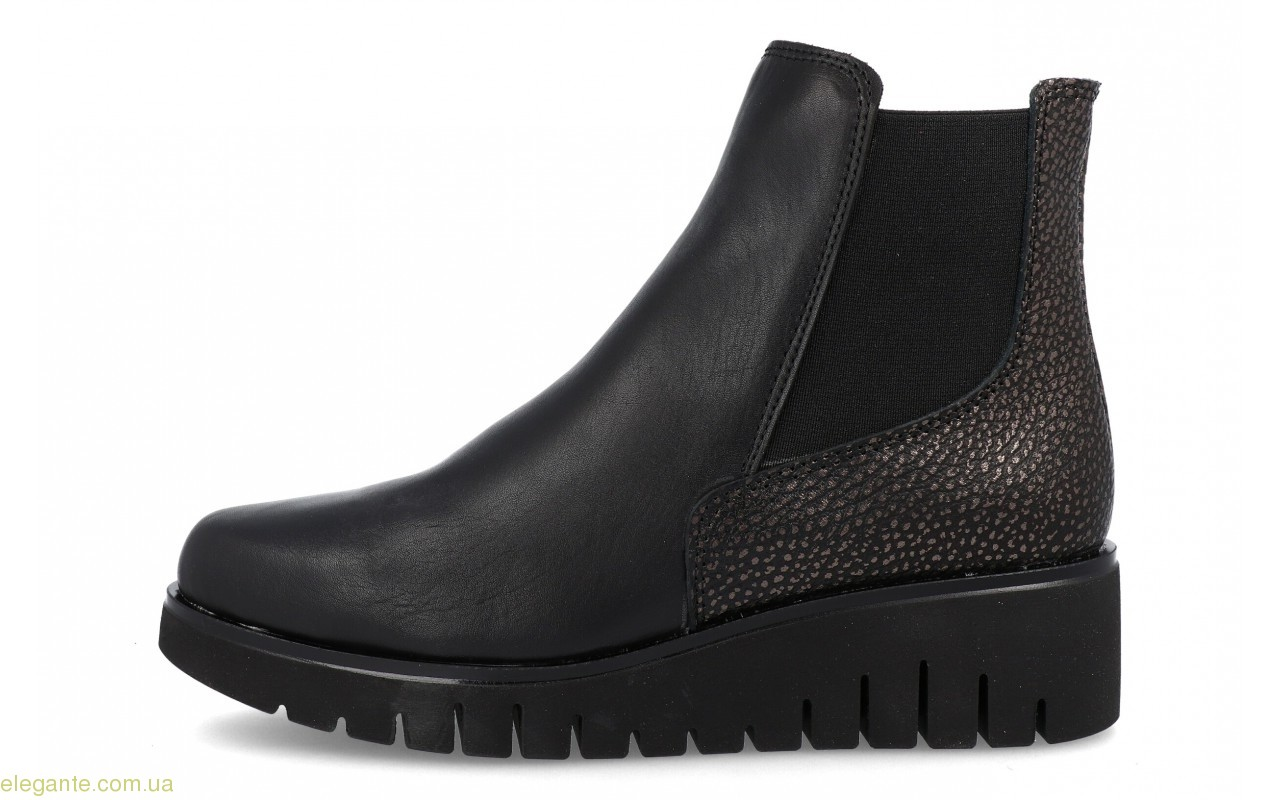 Жіночі черевики на платформі DIGO DIGO чорні 0