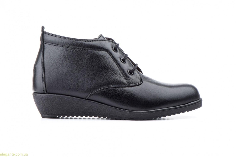 Женские ботинки  ALTO ESTILO чёрные 0