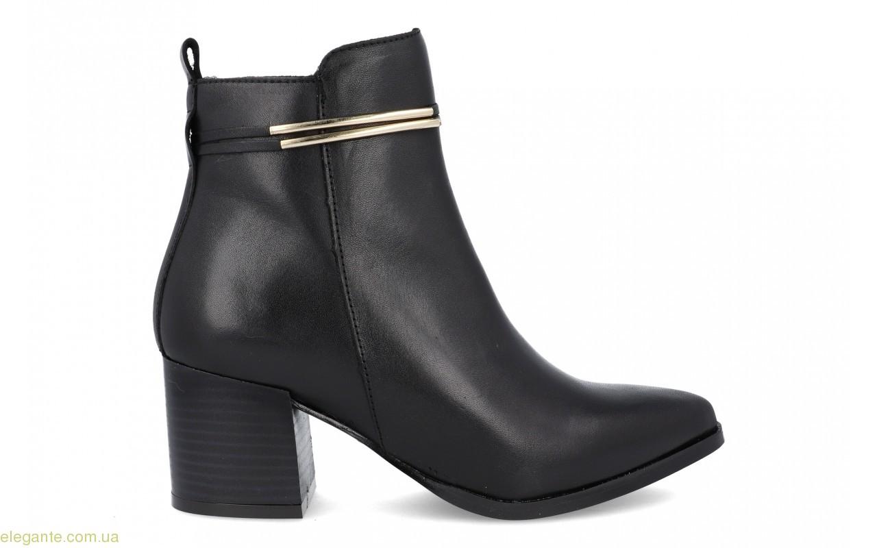 Женские ботинки JPX чёрные 0