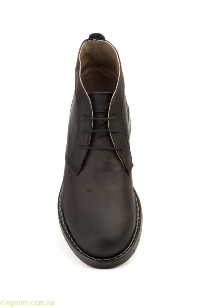 Мужские ботинки SCN1 чёрные 0