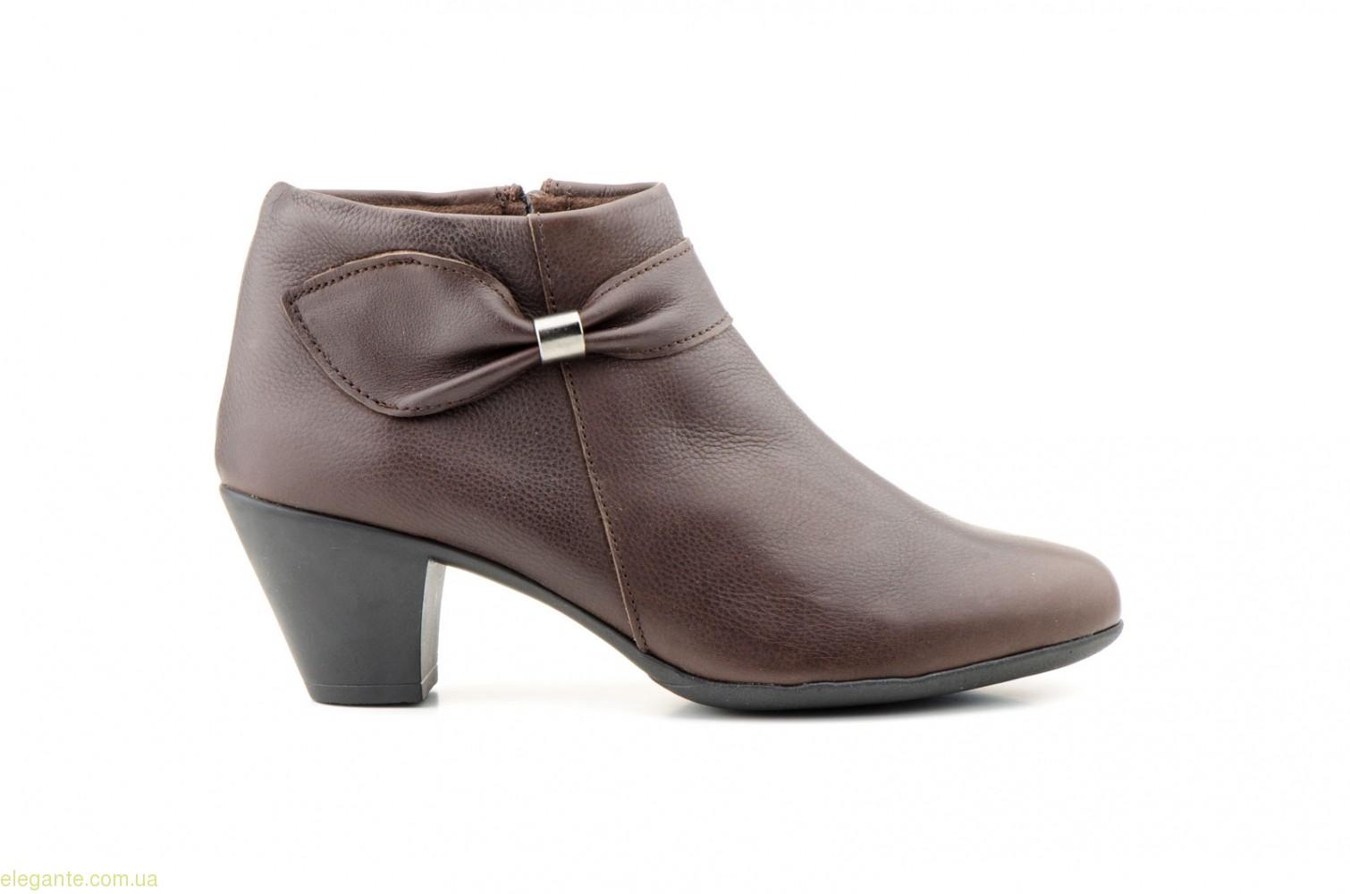 Жіночі черевики CUTILLAS коричневі 0