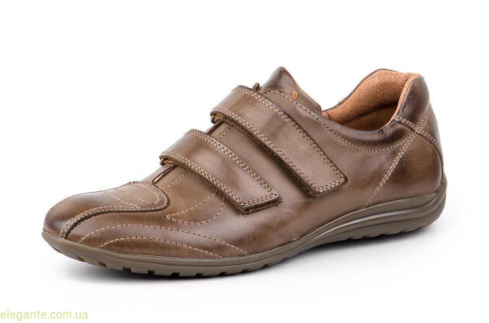 Мужские туфли PEPE AGULLO1 коричневые 0
