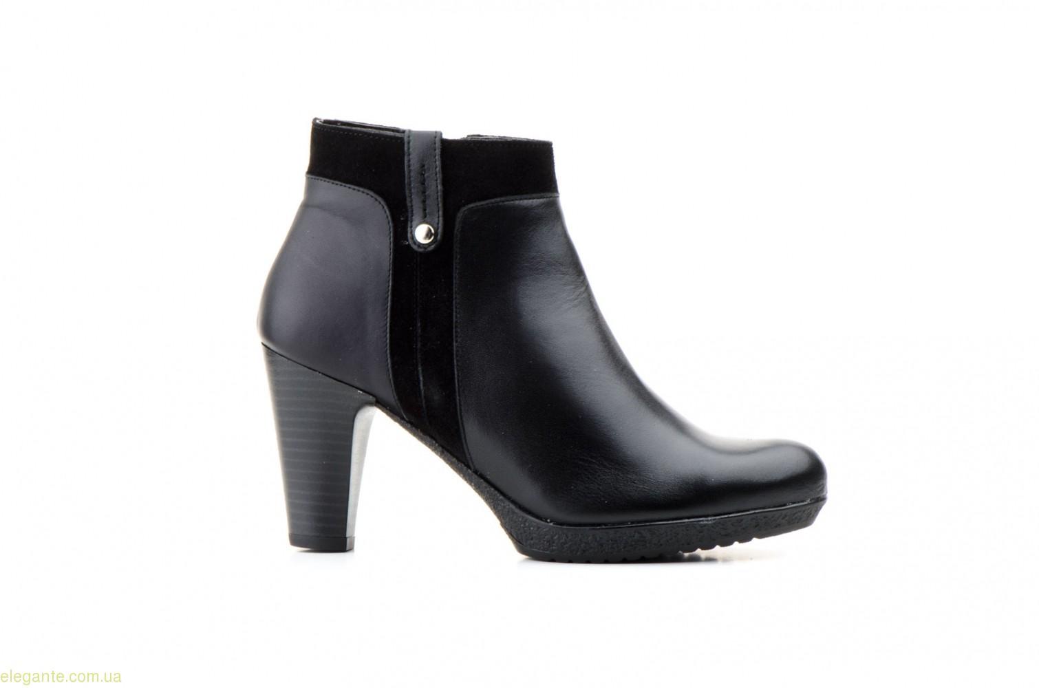 Женские ботинки AGATHA SHOES чёрные 0
