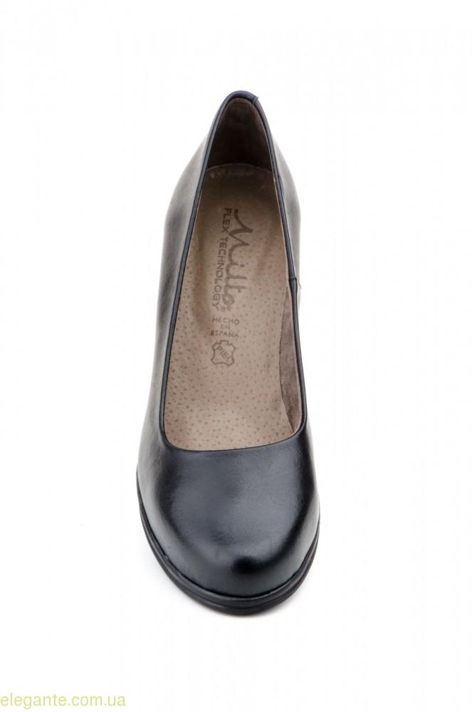Женские туфли MULTHO чёрные 0