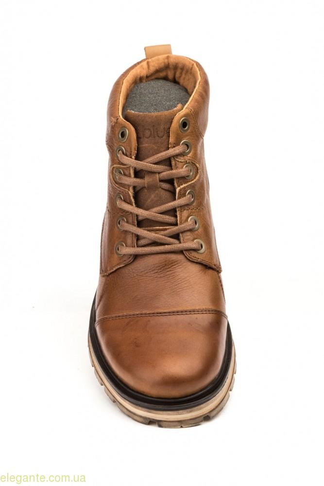 Мужские ботинки STYLE BLUE цвет нат. кожи 0