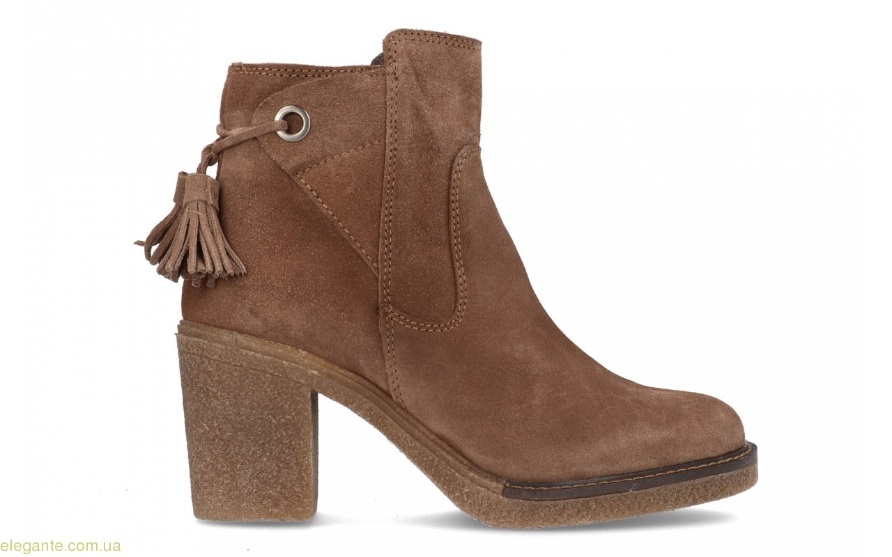 Женские ботинки замшевые DIGO 0