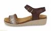 Жіночі сандалі Digo коричневі 1