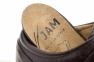 Жіночі туфлі на липучці JAM коричневі 2