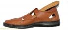 Мужские сандалии CACTUS1 коричневые 3
