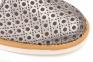 Жіночі туфлі з перфорацією JAM колір  свинцю 1