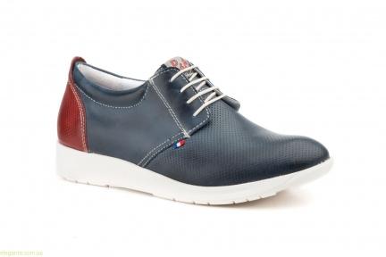 Чоловічі туфлі PEPE AGULLO2 сині
