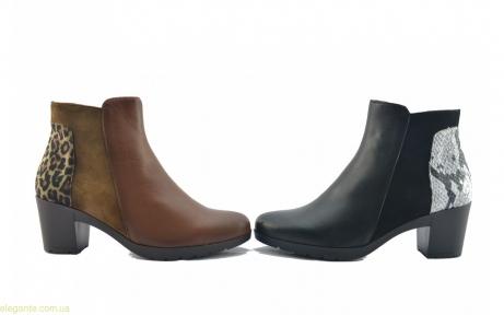 Жіночі черевики COQUETTE на каблуку