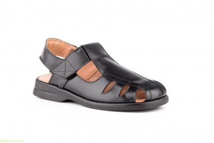 Мужские сандалии  JAM чёрные