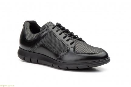 Мужские кросовки Diluis чёрные
