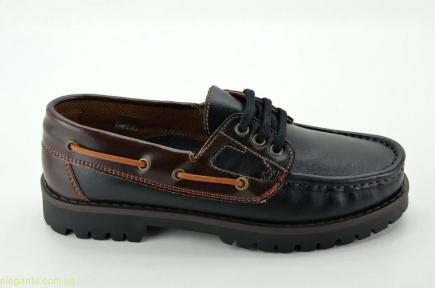 Мужские туфли CKAKOY черные