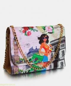 Женская сумочка на плечо для молодежи