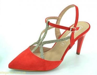 Женские туфли праздничные DIGO DIGO красные
