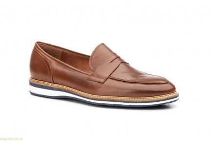 Чоловіч туфлі KEELAN Antifaz коричневі