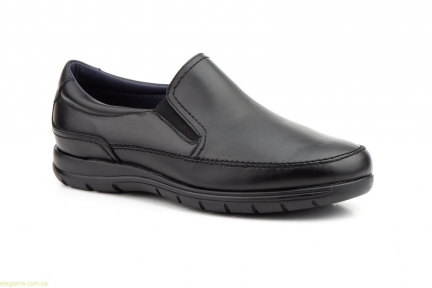 Чоловічі туфлі KEELAN1 чорні