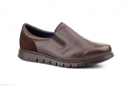 Мужские туфли KEELAN коричневые