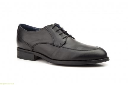 Мужские туфли дерби SCN чёрные